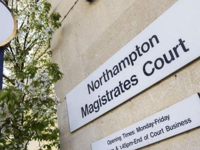 Northampton Magistrates Court.