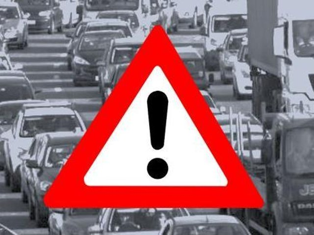 Highways England is warning of possible rush-hour delays on the A14