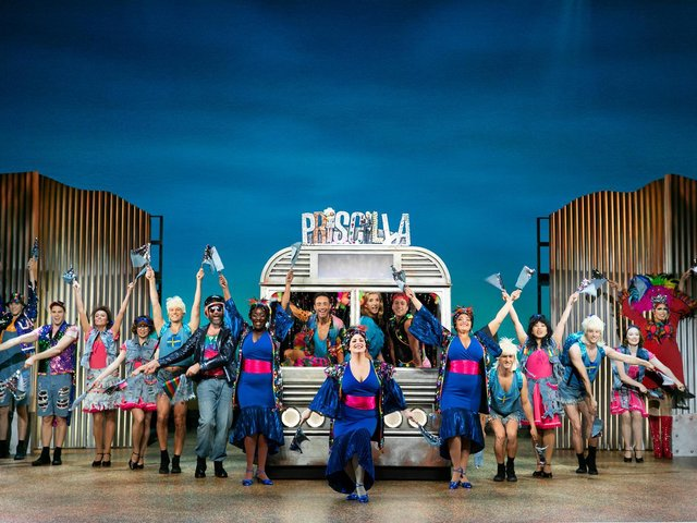 Priscilla Queen of the Desert is among the shows heading to the Royal & Derngate
