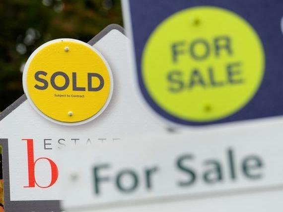 Northampton property prices rose again during March
