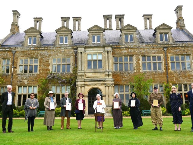 Holdenby House has won a record-breaking eight education awards.