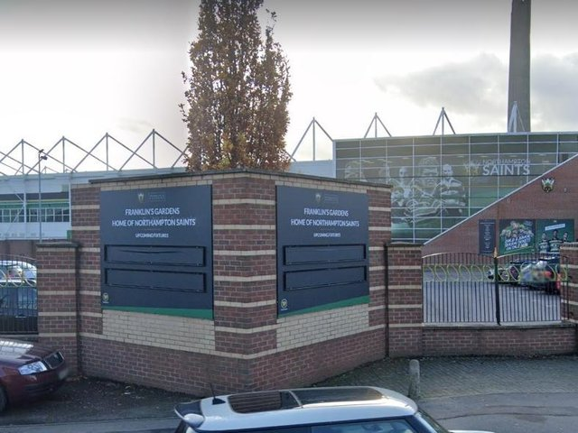 Councillor John Shephard made the request at the meeting which was held at Northampton Saints' Franklin's Gardens.