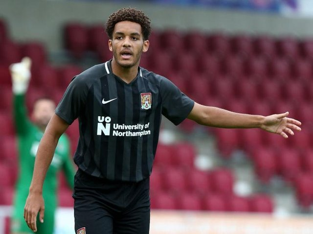 Jay Williams made 14 League apperances for the Cobblers in the 2018/19 season, but was released the following campaign