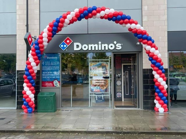 The store in Upton Place Shopping Centre on Weedon Road opened on Tuesday (May 25)