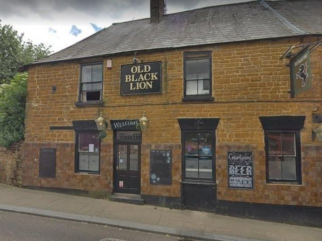The Old Black Lion in Marefair could reopen if planning permission is granted.