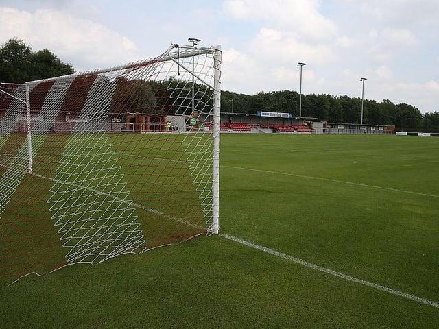 Fernie Fields will host Northampton's first friendly.