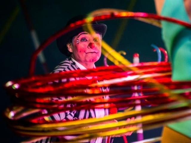 Circus Ginnett at Newnham Farm, Dodford