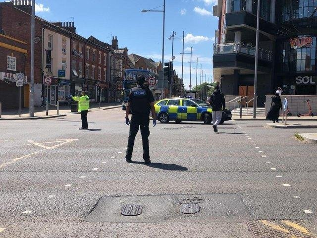 Investigating officers continue to appeal for witnesses to the collision, which happened at about 2pm on Saturday, May 29, when Dulce, a pedestrian, was in collision with a black Nissan Pathfinder at the junction of Greyfriars and Horsemarket on the A508 in the town centre.