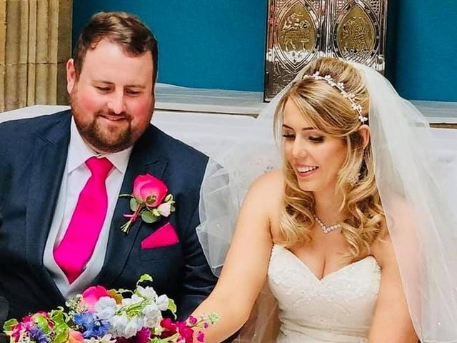 Couples across the county have been eager to tie the knot since restrictions on wedding guests lifted earlier this month.