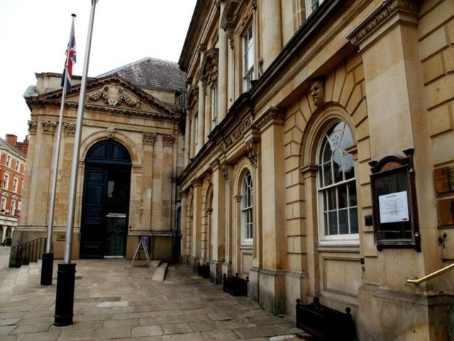 The inquest took place at Sessions House in Northampton town centre