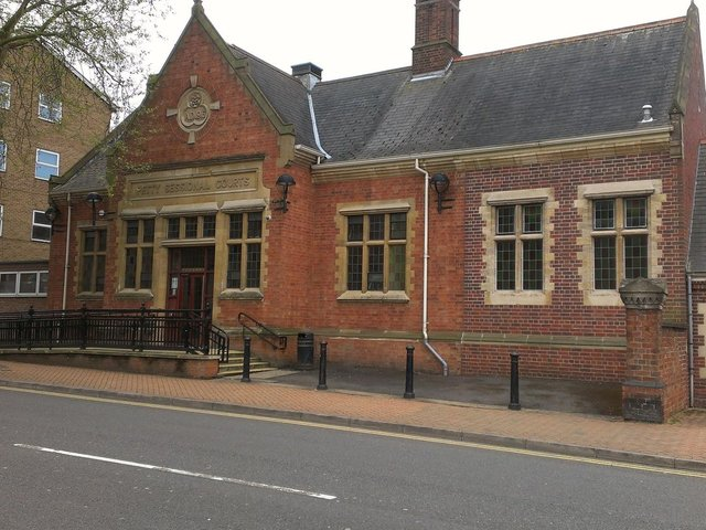 A man has been sentenced for taking a photograph at Wellingborough Magistrates' Court.