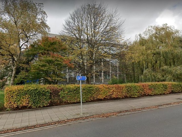 The council is seeking to acquire the University of Northampton's Avenue campus in St George's Avenue