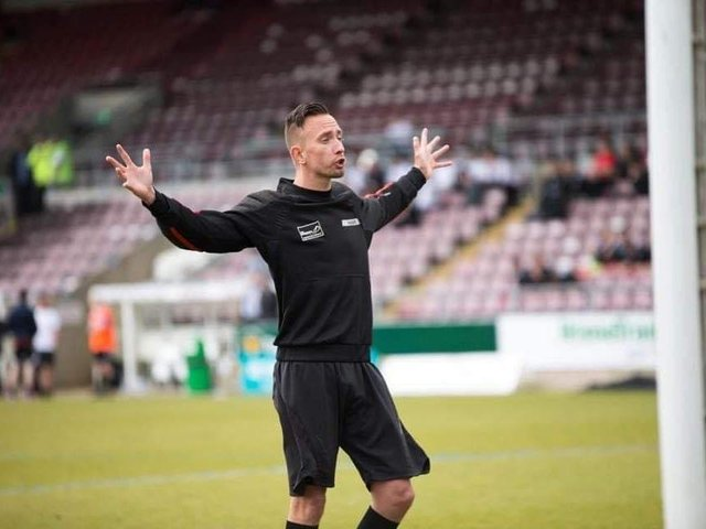 Lee Reade has been a football goalkeeper coach for nearly 20 years