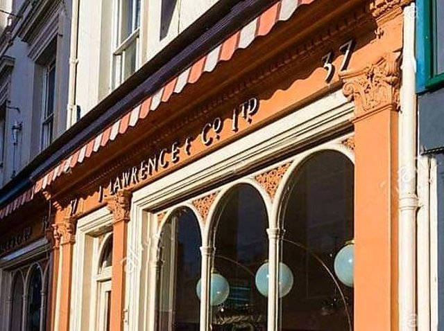 Lawrence's in St Giles Street could reopen soon.