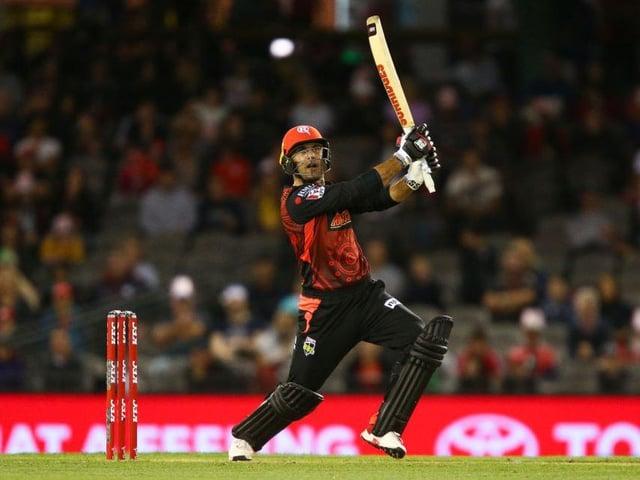 Mohammad Nabi is set to miss the Steelbacks' first three Vitality T20 Blast matches