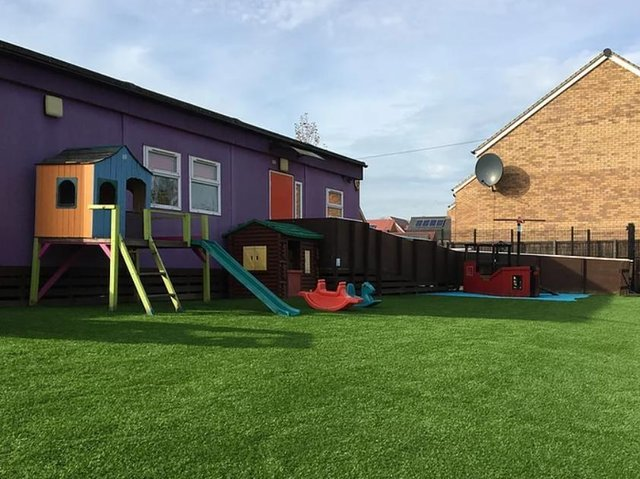 """Abington Vale Playschool has been re-rated as """"good"""" after tripping and earning an """"inadequate"""" rating in 2019."""