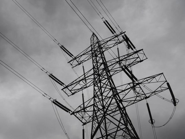 Northampton's NN1 and surrounding areas were affected by power outages this afternoon