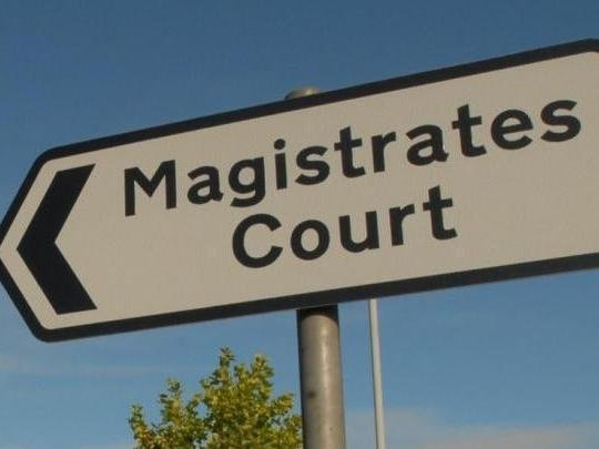 Lawrence appeared at Northampton Magistrates Court for a third time in five months