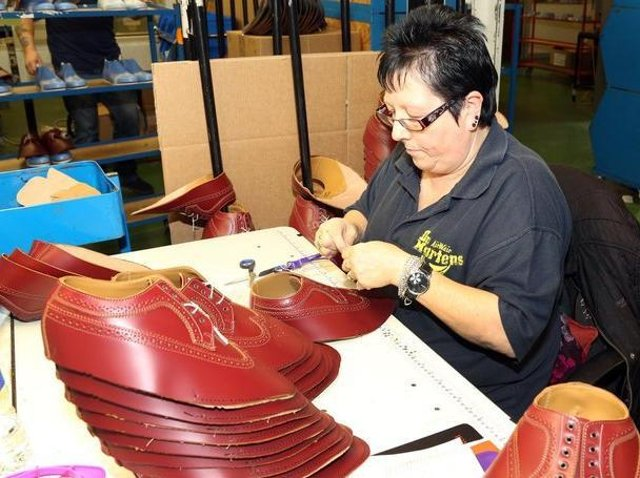 Dr Martens workers received £49.1 in bonuses after the Wollaston-based shoewear firm went public in January