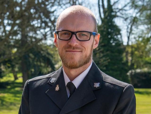 Sgt Dave Cayton