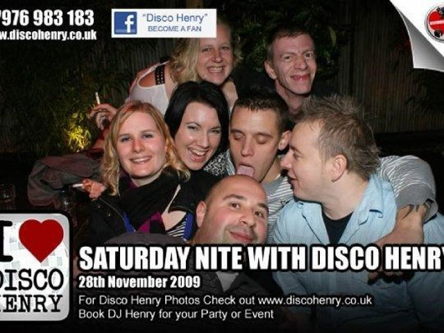 Photo: Disco Henry