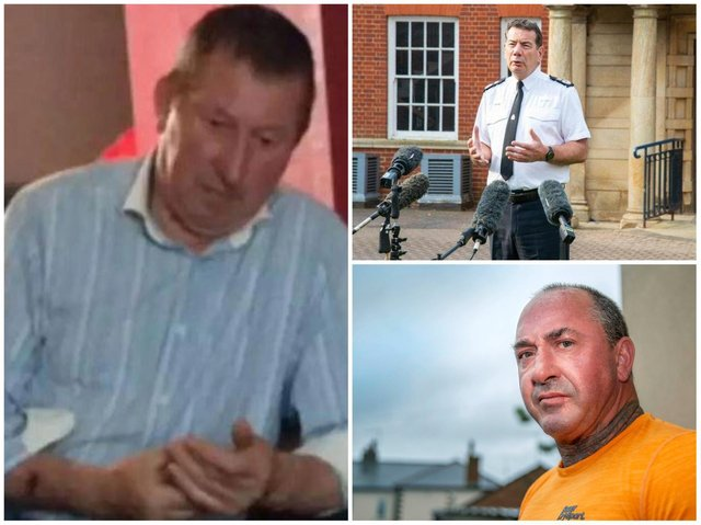 The family of David Brickwood is lodging a complaint against Northamptonshire Police over his murder investigation.