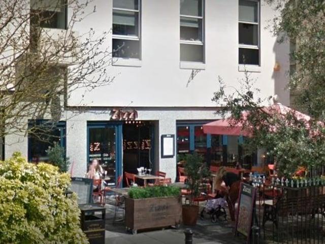 Zizzi restaurant, Regent House, Leamington Spa is one of the three venues linked to new Coronavirus cases