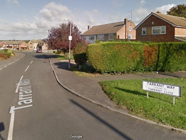Police are appealing for help from locals in the Tarrant Way area of Moulton