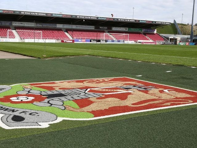 Cobblers will face in their first game at the PTS.