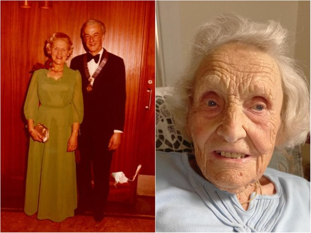 Betty Sheppard turns 100 today (June 24).