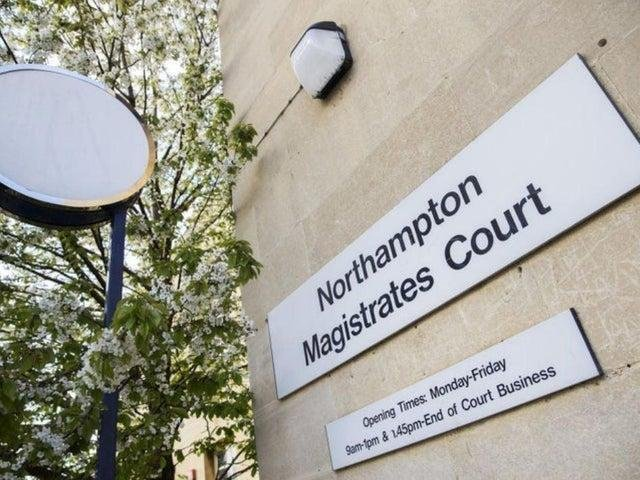 A man has pleaded guilty to assaulting a woman outside Sol Central in Northampton in the early hours of June 23.
