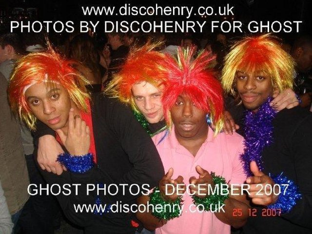 A Northampton night out at Ghost back in 2007. Photo: Disco Henry