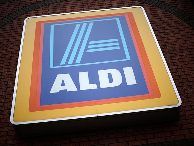 Police are investigating Thursday's theft from a van parked at Aldi in Towcester Road.
