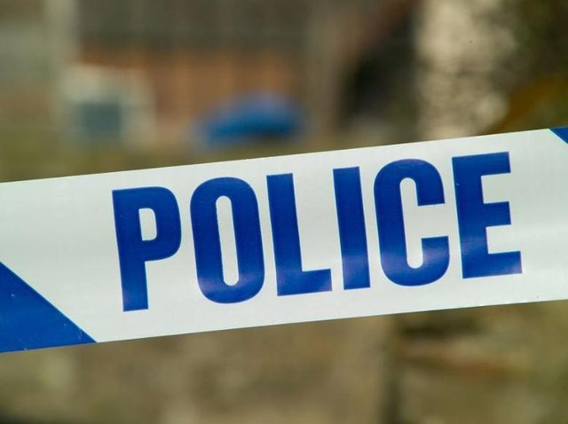 Police are investigating the incident in Lichfield Drive last weekend
