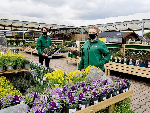Dobbies is offering products, equipment and team support to deserving projects and outdoor spaces in need of a refresh