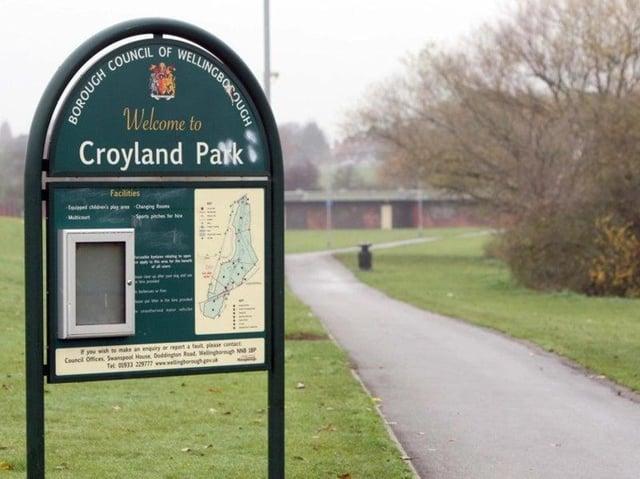 Croyland Park, Wellingborough.