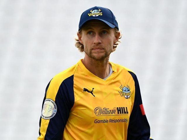 England Test captain Joe Root is set to skipper Yorkshire Vikings against the Steelbacks in the absence of David Willey