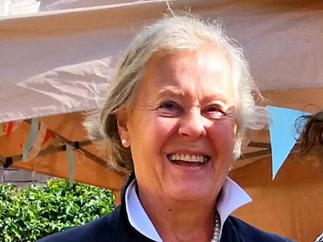 Helen Brodie starterd the business 35 years ago.