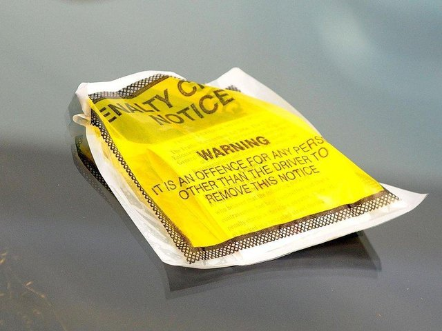 Frontline workers will be fined if they continue to use their parking permit after Thursday.