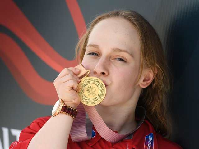 Ellie Robinson will be seeking more medals in Tokyo