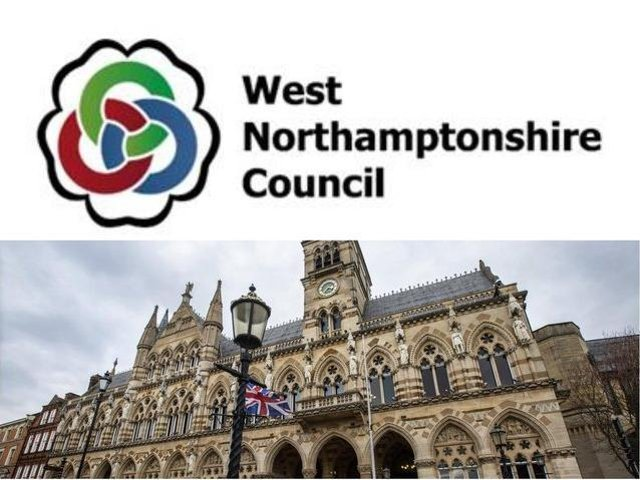 West Northamptonshire Council has hired a temporary officer.