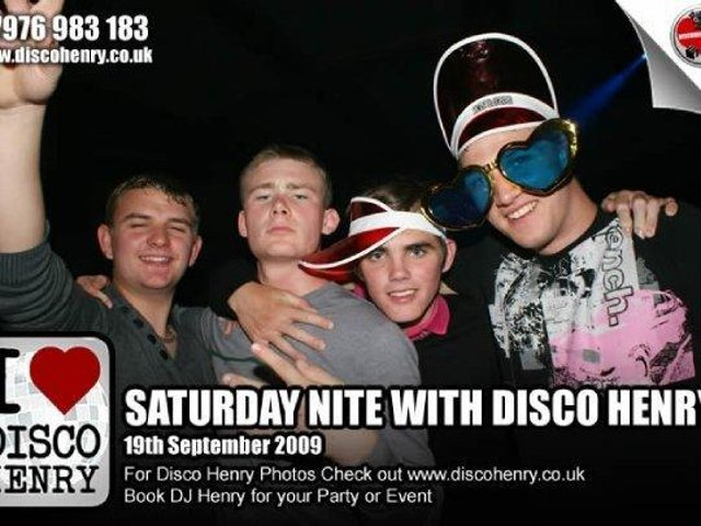 A Saturday night out at in Northampton back in September 2009. Photo: Disco Henry