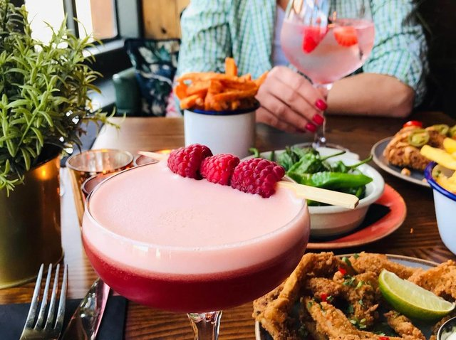 Where you can enjoy delicious bottomless brunches in Northamptonshire