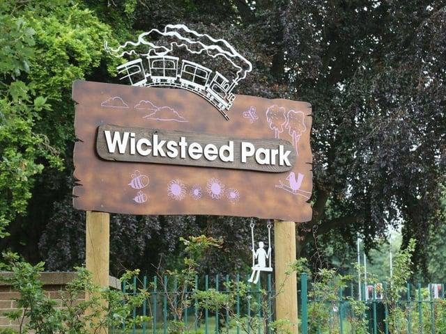 Wicksteed Park.