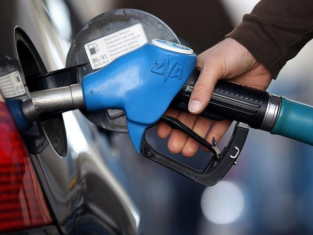 Drivers in Northamptonshire are facing rocketing petrol bills as pump prices hit an eight-year high