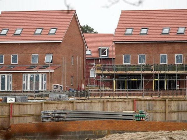 The Home Builders Federation says demand for new build homes is extremely strong nationally, and wants to see the Government continuing to invest in the industry.