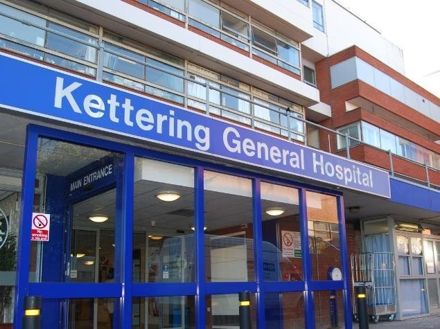 Sunday's death was the 495th at Kettering General Hospital linked to the virus