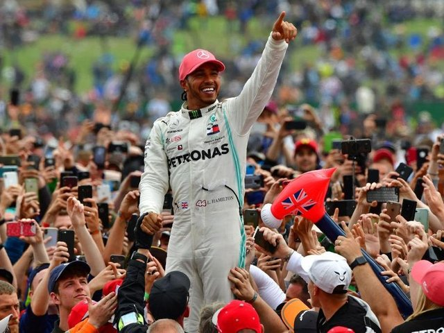 Fans will be back at Silverstone to see their hero Lewis Hamilton chase his ninth Silverstone GP win on July 18
