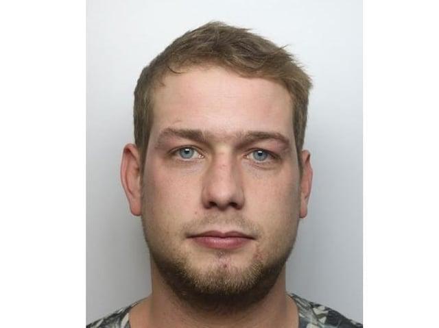 Keir Gray. Photo: Northamptonshire Police