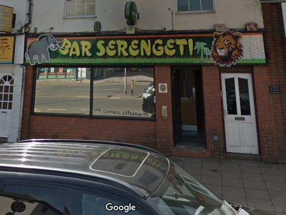 Bar Serengeti